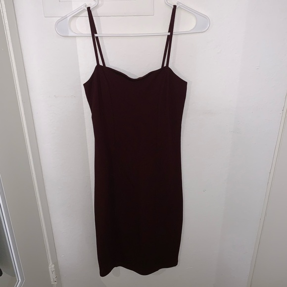 Forever 21 Dresses & Skirts - Forever 21 Maroon Dress